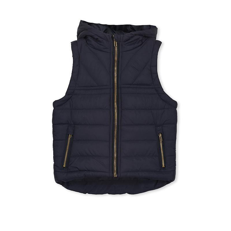 Boys French Navy Vest
