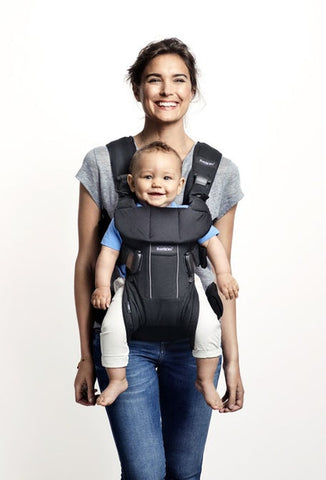 BabyBjorn One Carrier Toddler Facing Out