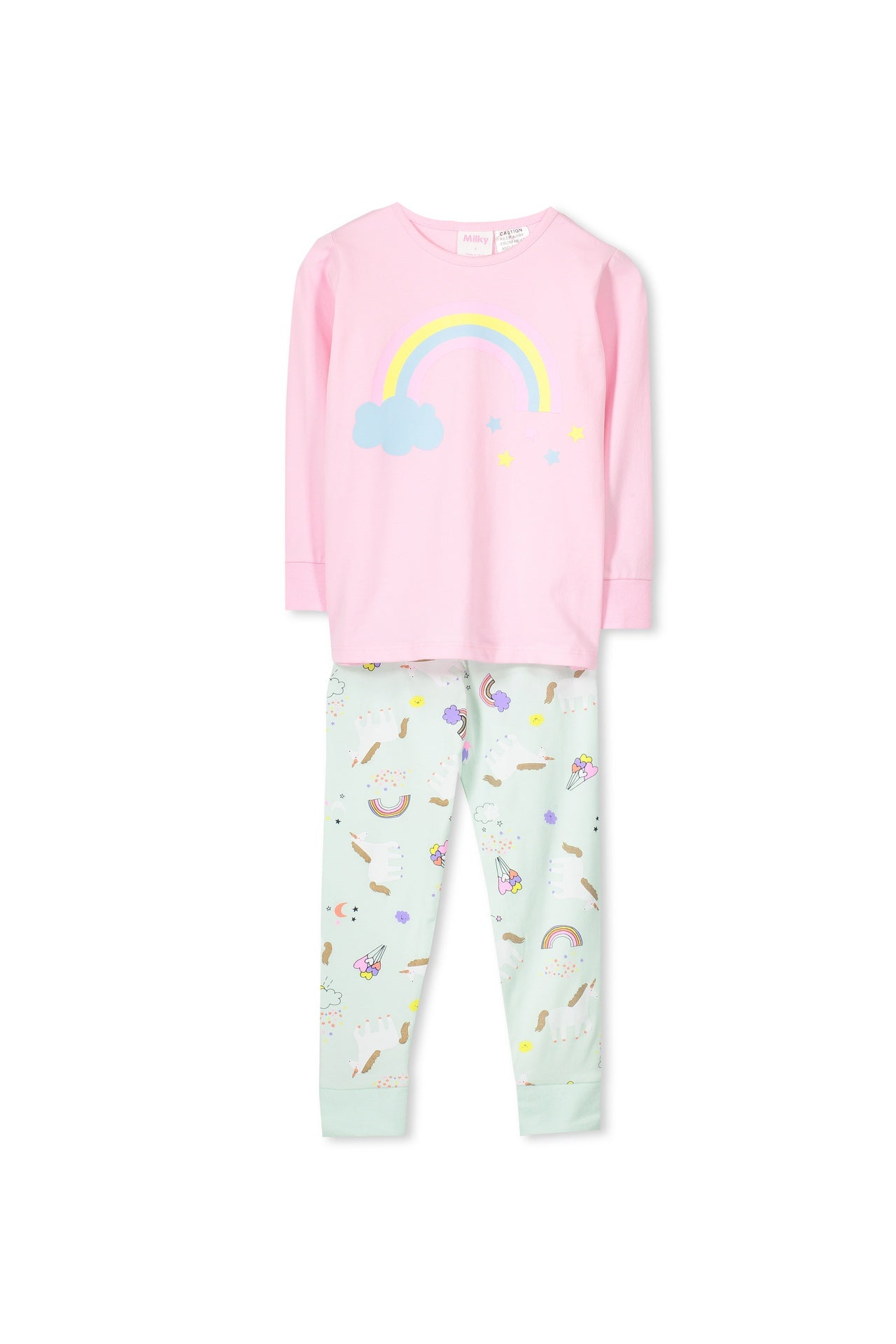 Baby Girls Unicorn PJ's
