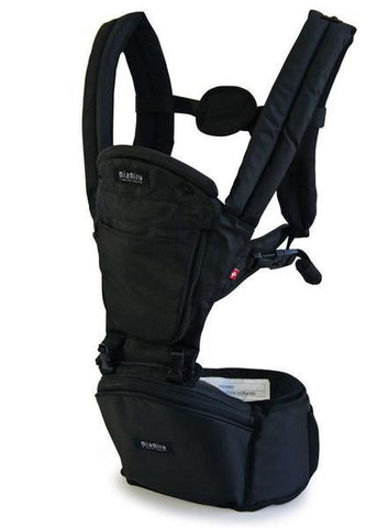 Miamilly hipster Plus Baby Carrier Black