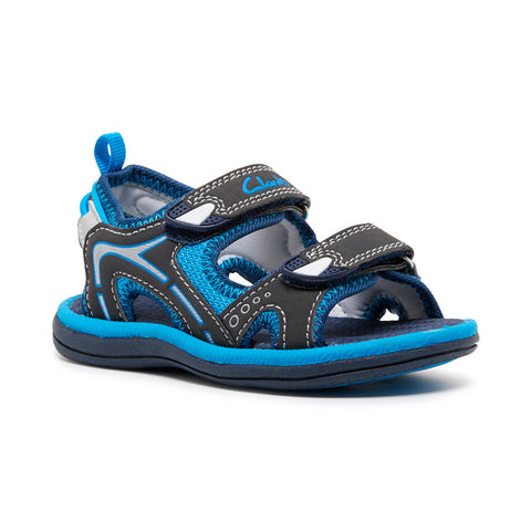 Boys Sandal - Fear - Navy Blue