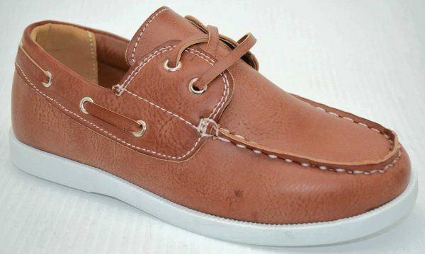 Boys Casual Lace Up Shoe Garry by Grosby