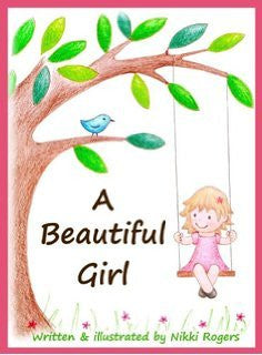 A Beautiful Girl - Baby Books