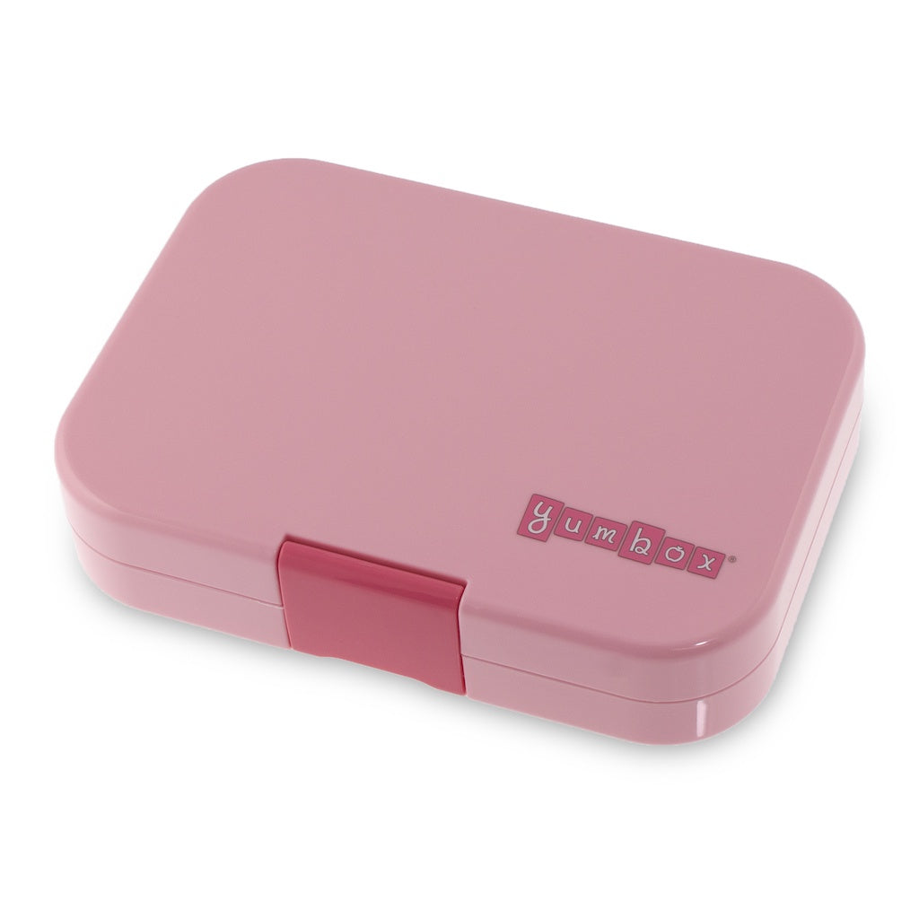 Yumbox 6 compartment Gramercy Pink