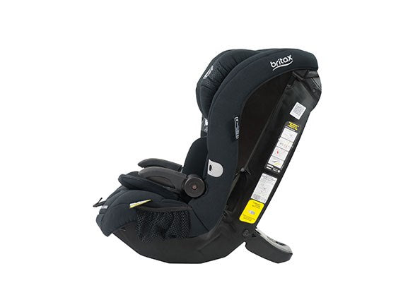 Britax Maxi Guard Black Reclined