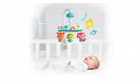 Tinylove Tiny Friends Musical Baby Mobile