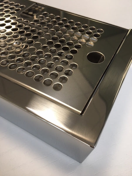 Drip Tray and Grill