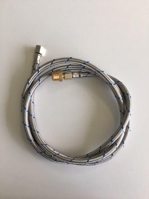 Direct Water Connection Hose with Fitting