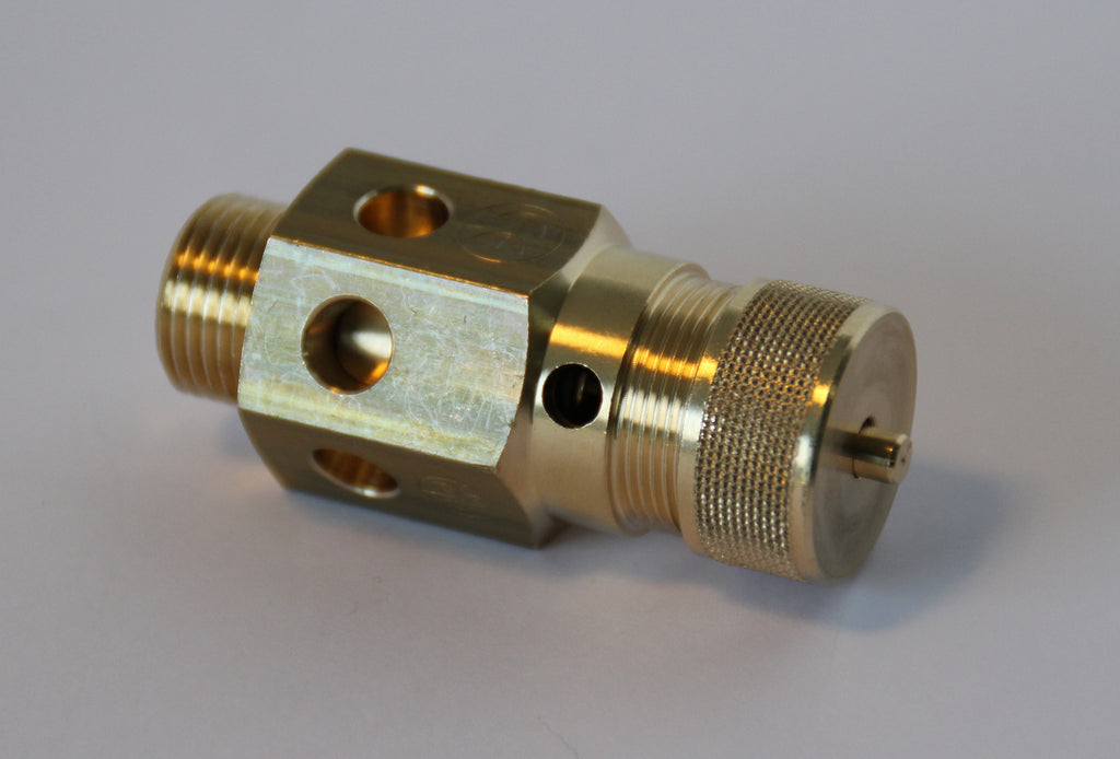 Safety Valve for R58, Giotto/Cellini Plus and Evoluzione