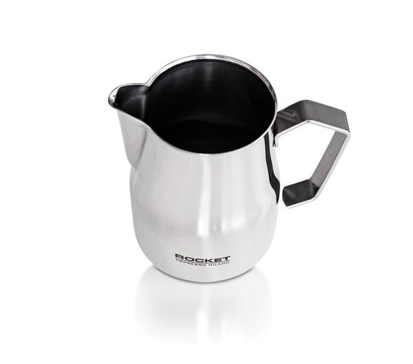 Rocket Espresso Milk Jug - Stainless Steel 50cl or 75cl