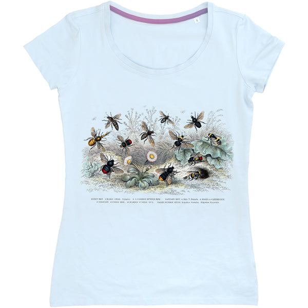 Twelve Bees Women's T-shirt