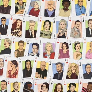 Genius TV Playing Cards