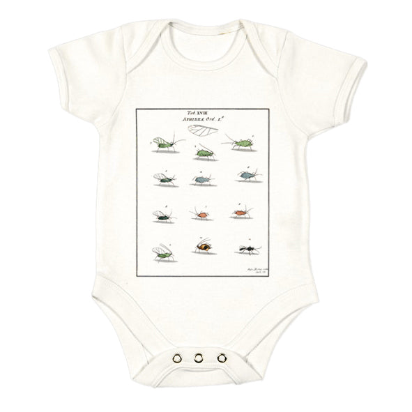 Aphids Chart Babygro