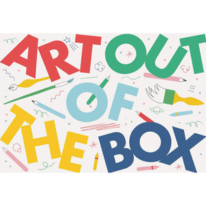 Art Out Of The Box: Creativity Games For Artists Of All Ages