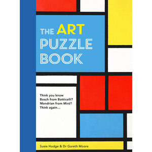 The Art Puzzle Book