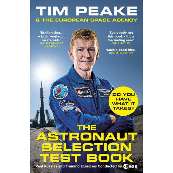 Astronaut Selection Test Book: Do You Have What it Takes for Space?