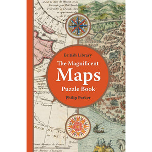 The British Library Magnificent Maps Puzzle Book
