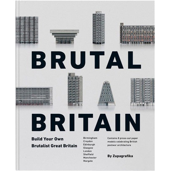 Brutal Britain Book and Model Kit