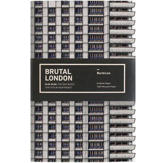 Brutal London - Barbican Notebook