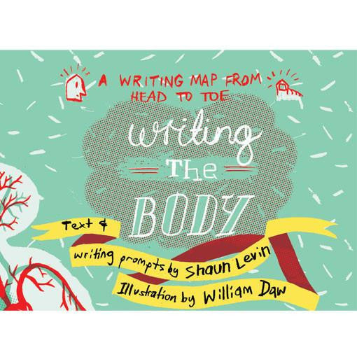Writing The Body Writing Map