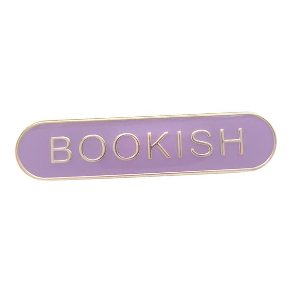 Bookish  - Badge of Honour