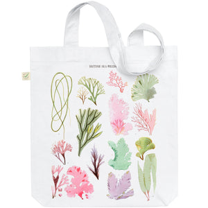 British Seaweeds Tote Bag