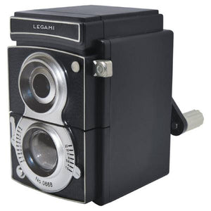 TLR Camera Desktop Pencil Sharpener