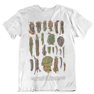 Caddis Fly Larvae Unisex T-shirt