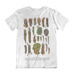 Caddis Fly Larvae Children's T-Shirt