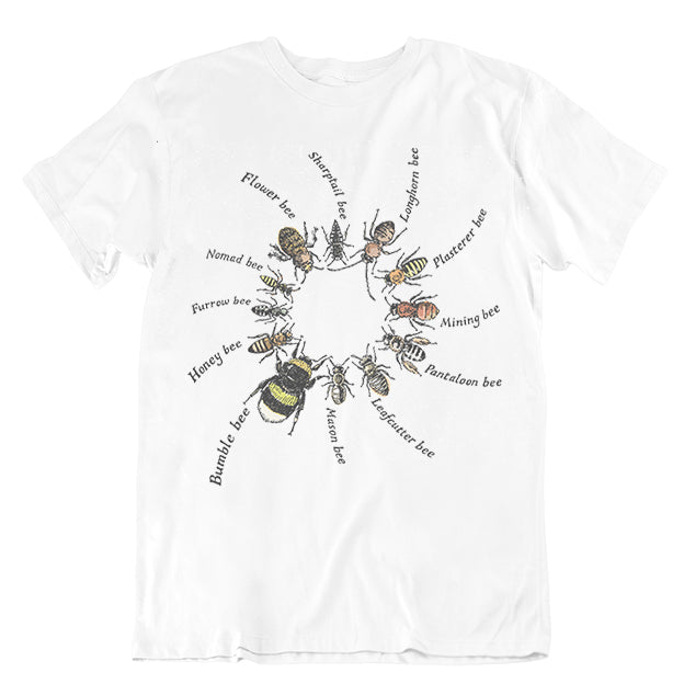 Ring of Bees Unisex T-shirt