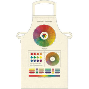 Colour Wheel Vintage Apron