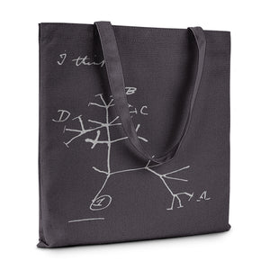 Darwin's Tree of Life Tote Bag
