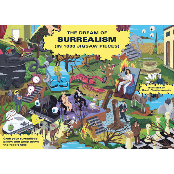 The Dream of Surrealism 1000 piece Jigsaw Puzzle