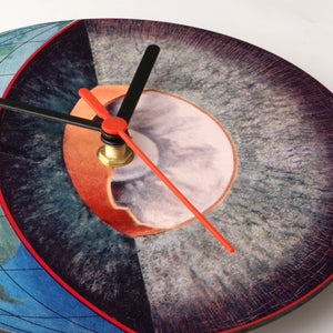 Earth's Core Clock