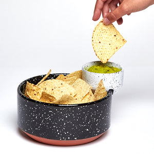 Eclipse Chip and Dip Bowl