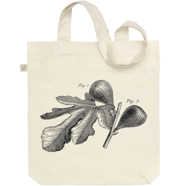 Fig 1, Fig 2 Tote Bag
