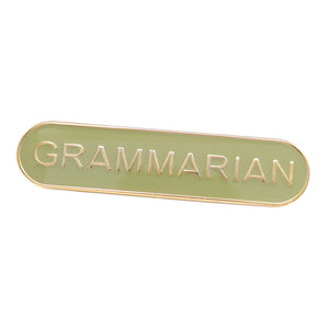 Grammarian  - Badge of Honour