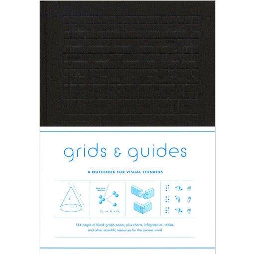 Grids & Guides: A Notebook for Visual Thinkers