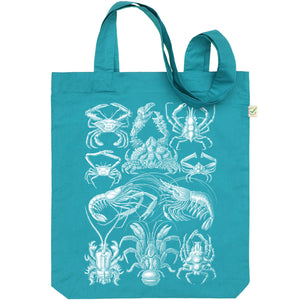 Haeckel's Decapoda Tote Bag