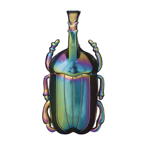 Iridescent Beetle Bottle Opener