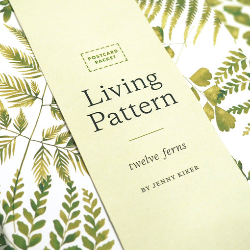 Living Pattern Postcards