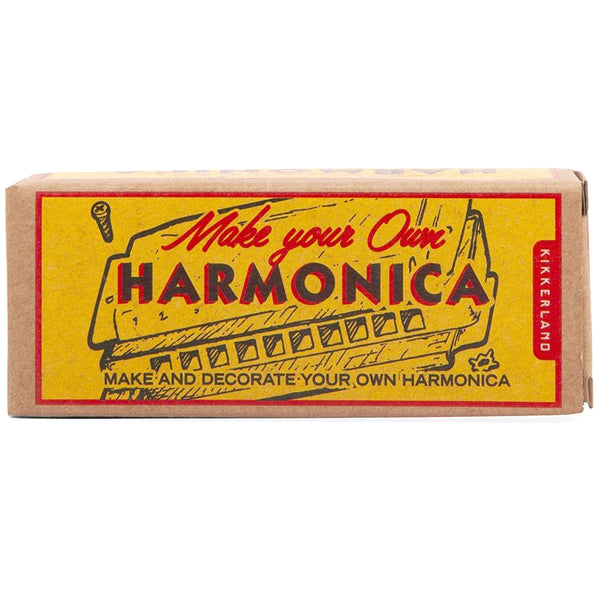 Make Your Own Harmonica Kit