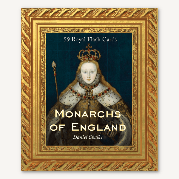 Monarchs of England