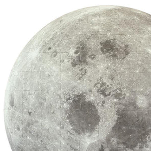 Moon: Large 100 Piece XL Jigsaw Puzzle