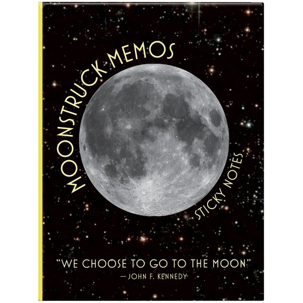 Moonstruck Memos Sticky Notes