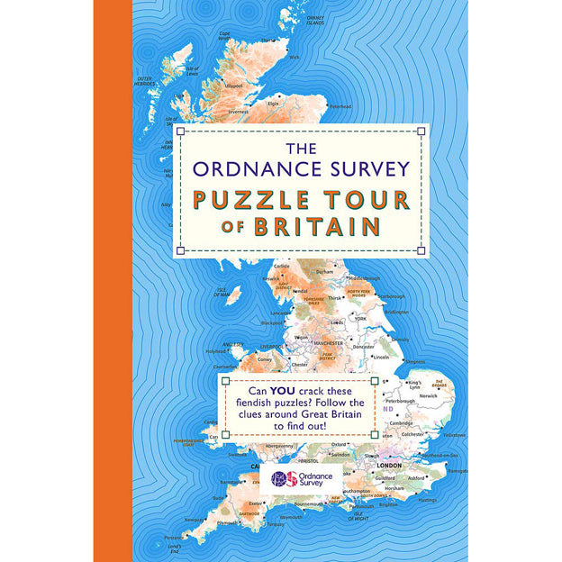 The Ordnance Survey Puzzle Tour Of Britain
