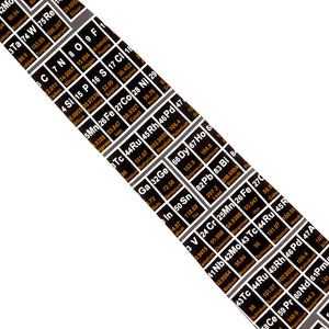 Periodic Table Tie