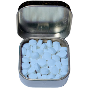 Pale Blue Dots Peppermints