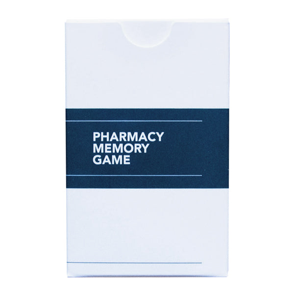 Pharmacy Memory Game