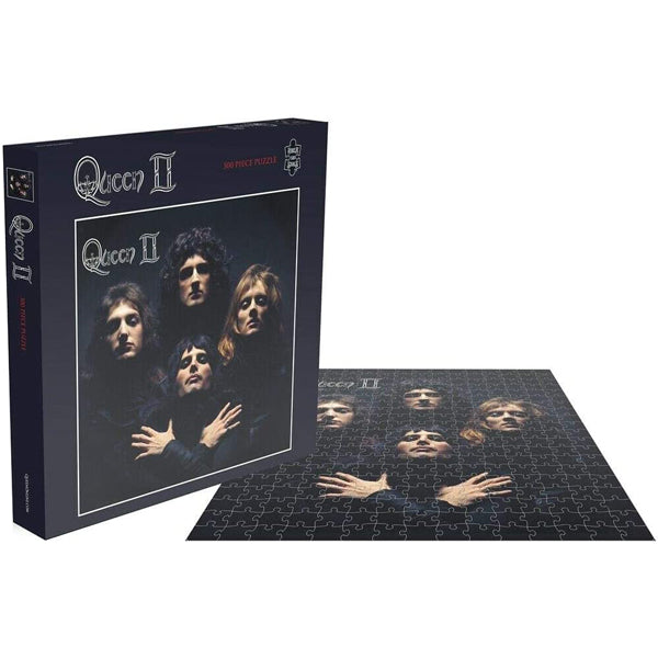 Queen II Album 500 Piece Jigsaw